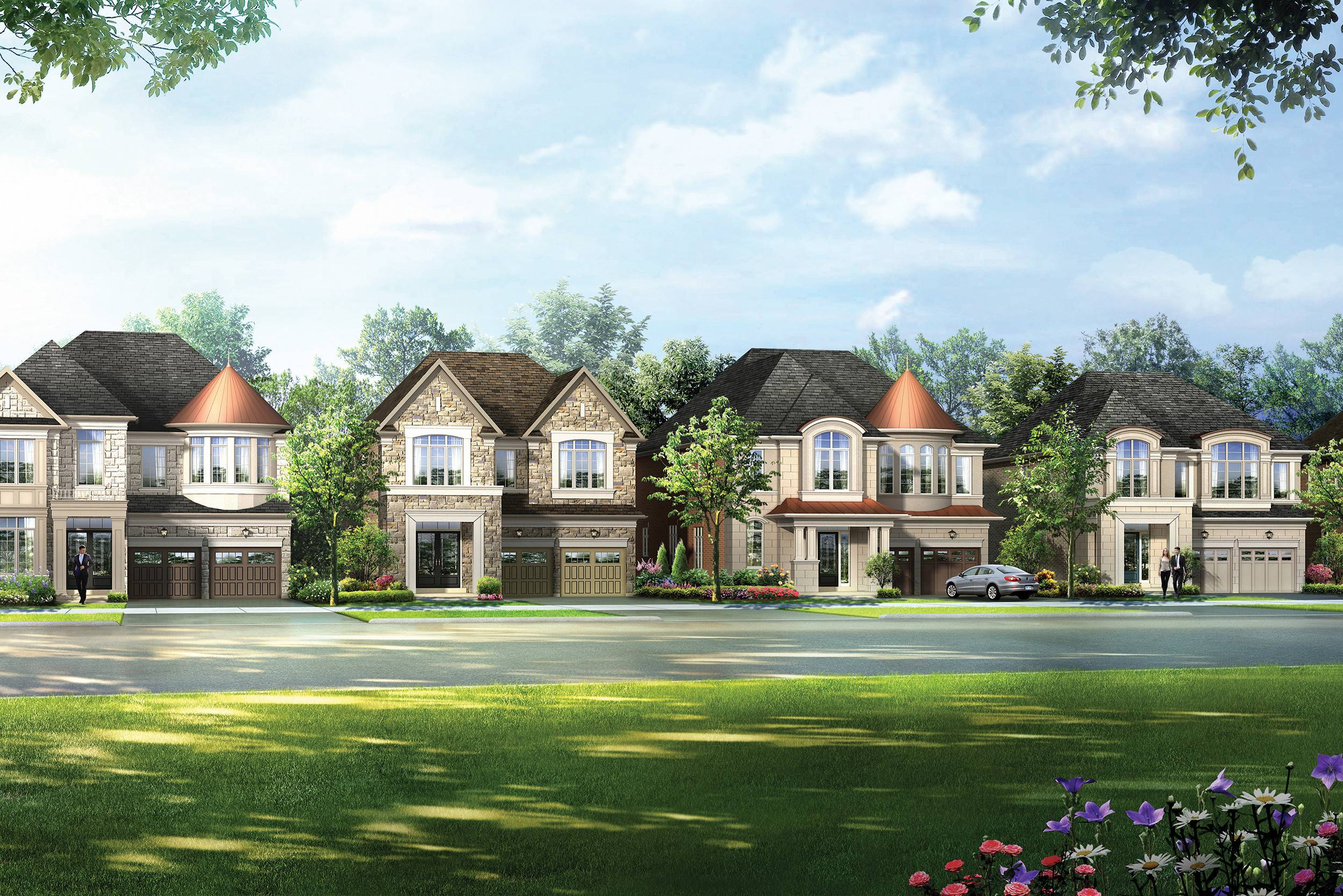 Fernbrook Homes Oakville Seven Oaks