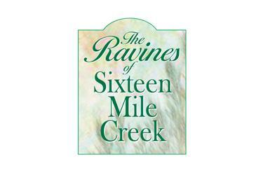 The Ravines of Sixteen Mile Creek