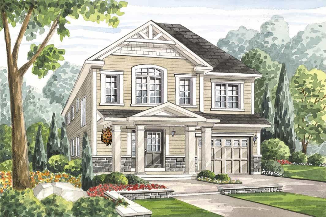 Wallace Cambridge Ontario Fernbrook Homes