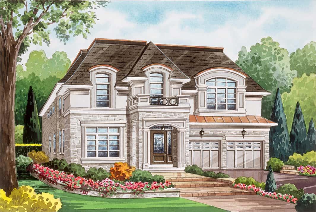 Lynnewood | Oakville, Ontario - Fernbrook Homes