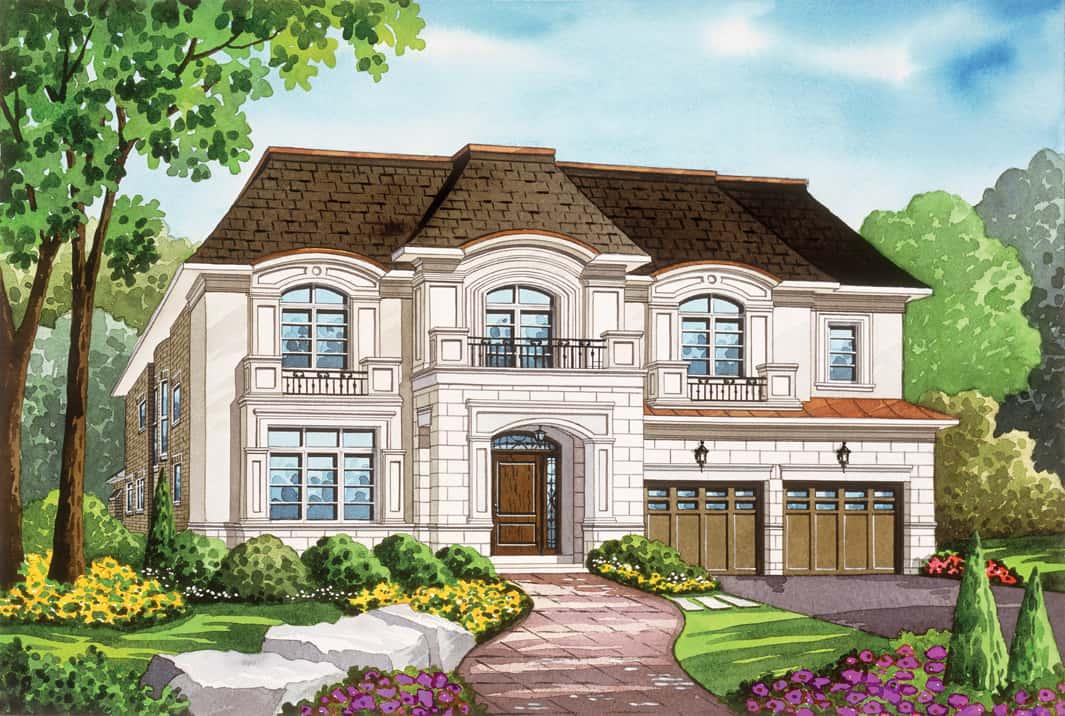 Springwood | Oakville, Ontario - Fernbrook Homes
