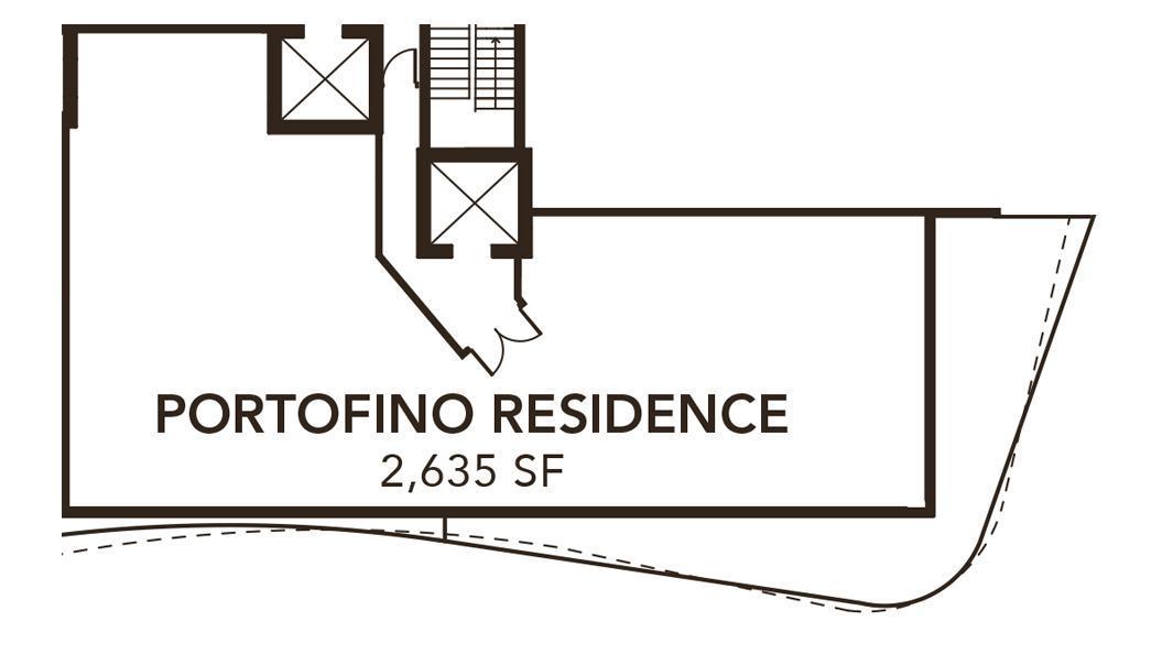 Sky Portofino Residence Florida Fernbrook Homes