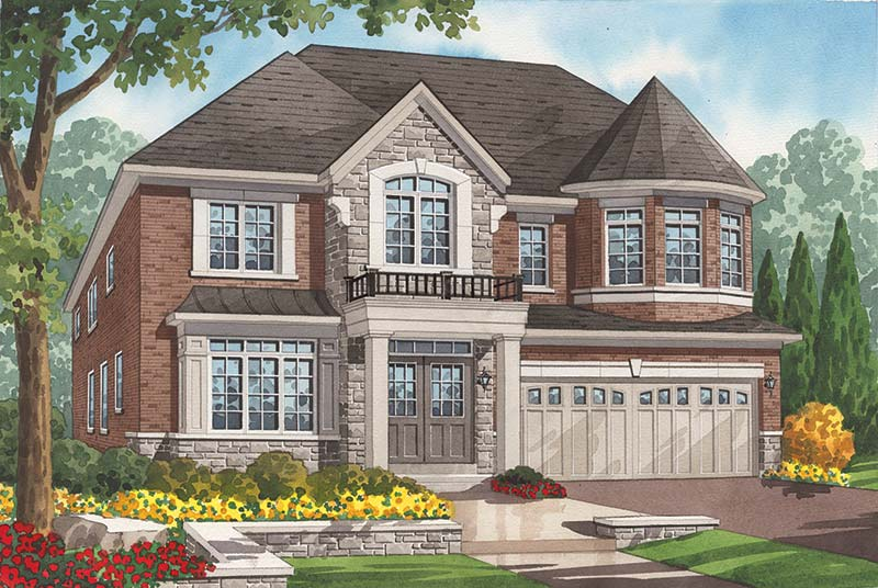 The Orchards Luxury Homes Scarborough