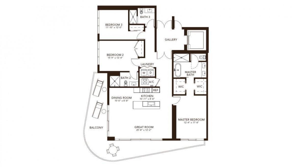 Lower Penthouse E