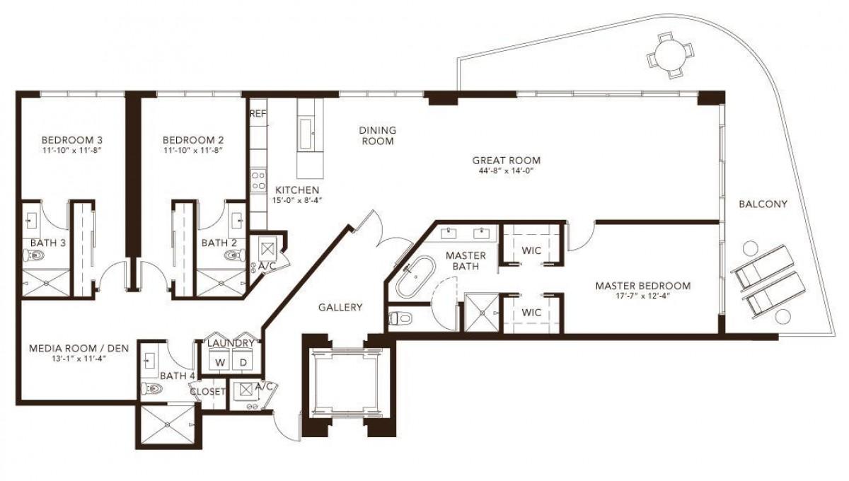 Barona Residence
